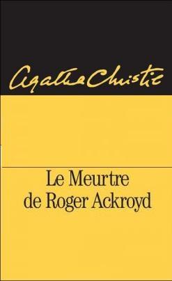 Le Meurtre de Roger Ackroyd roman
