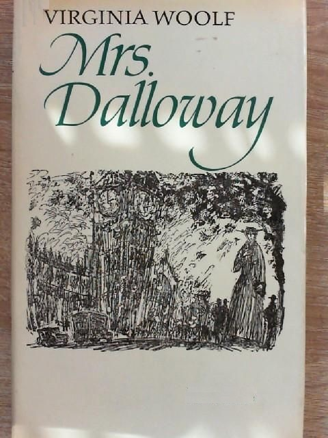 Mme Dalloway roman Virginia Woolf